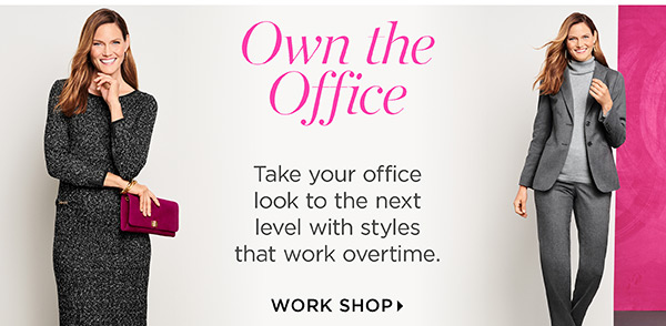 Shop Work Shop