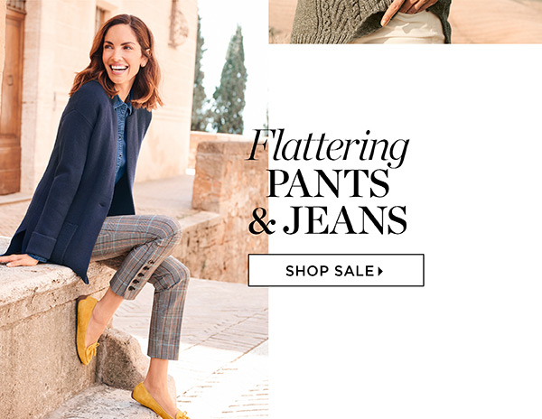 Shop Fall Pants and Jeans