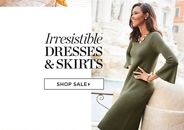 Shop Fall Dresses and Skirts