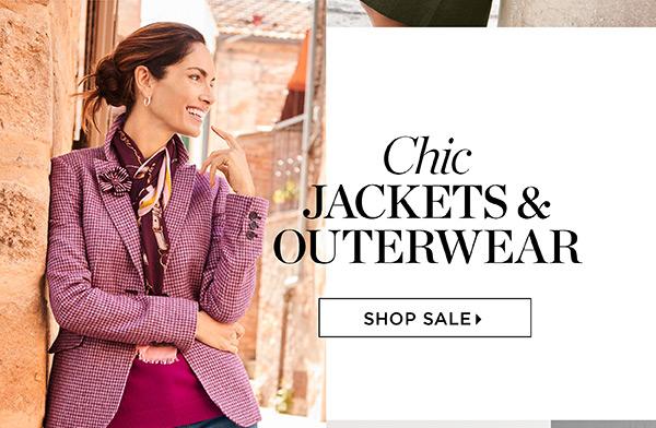 Shop Fall Jackets & Outerwear